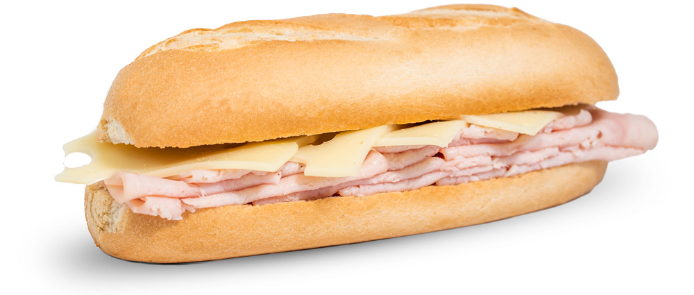 Turkey & Swiss Sub